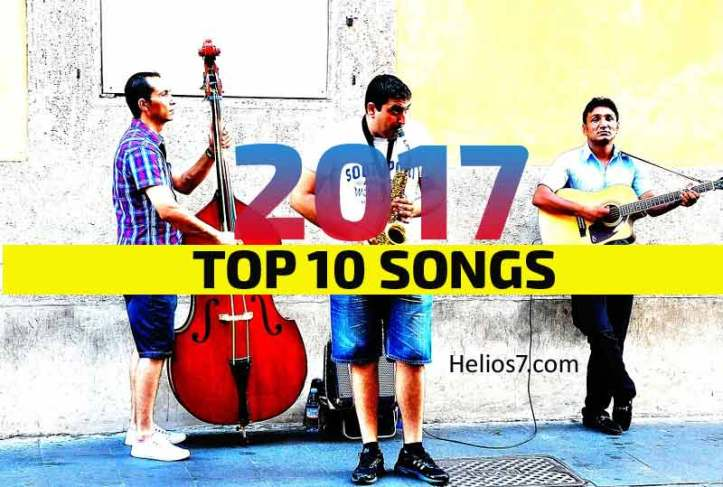 2017Top10-songs